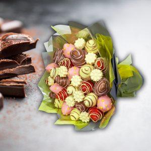 Клубника в шоколаде 18